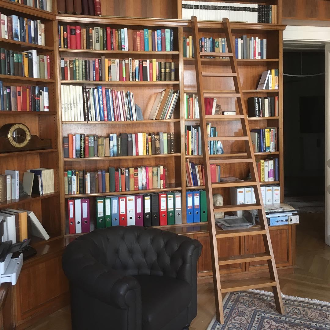 Bibliothekserweiterung